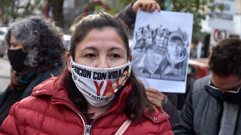 La mamá de Facundo Castro: «Es mi Facu, los peritos me dijeron que fue un homicidio»
