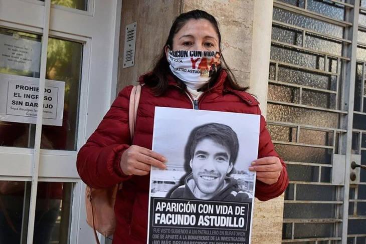 Alberto Fernández se reunió con la mamá de Facundo Astudillo Castro