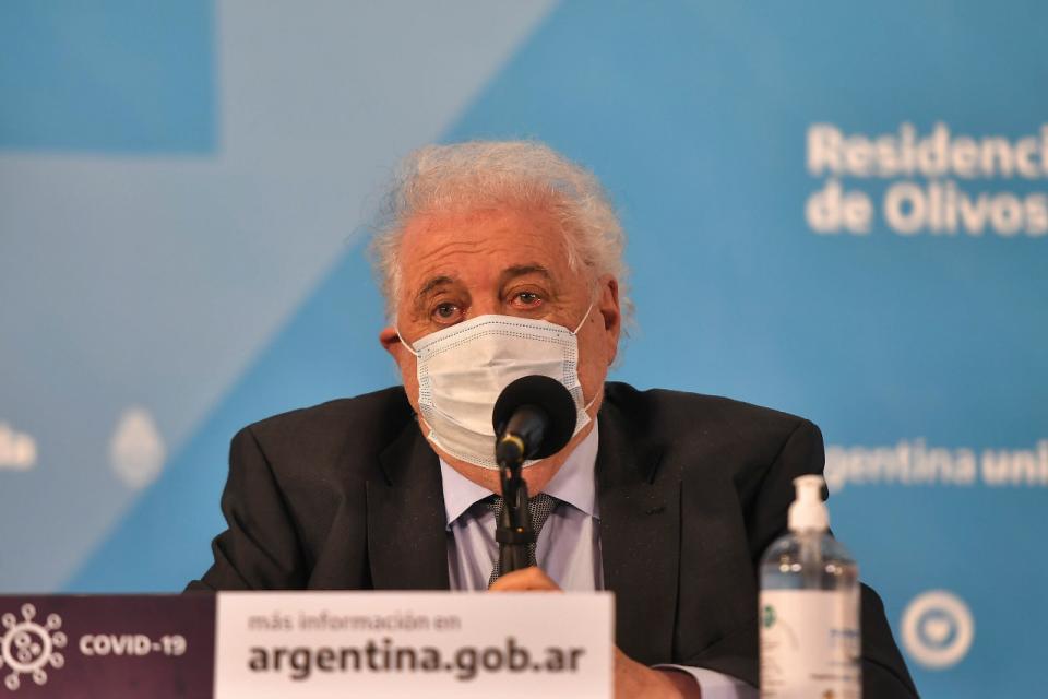El 20 por ciento de los argentinos ya tiene asegurada la vacuna contra el Coronavirus