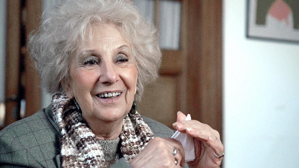 Estela de Carlotto cumple 90: «Hay que seguir hasta encontrar a todos los nietos»