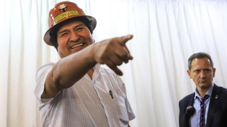 Evo Morales: «Hablamos con Alberto y está cerca el retorno de la Unasur»