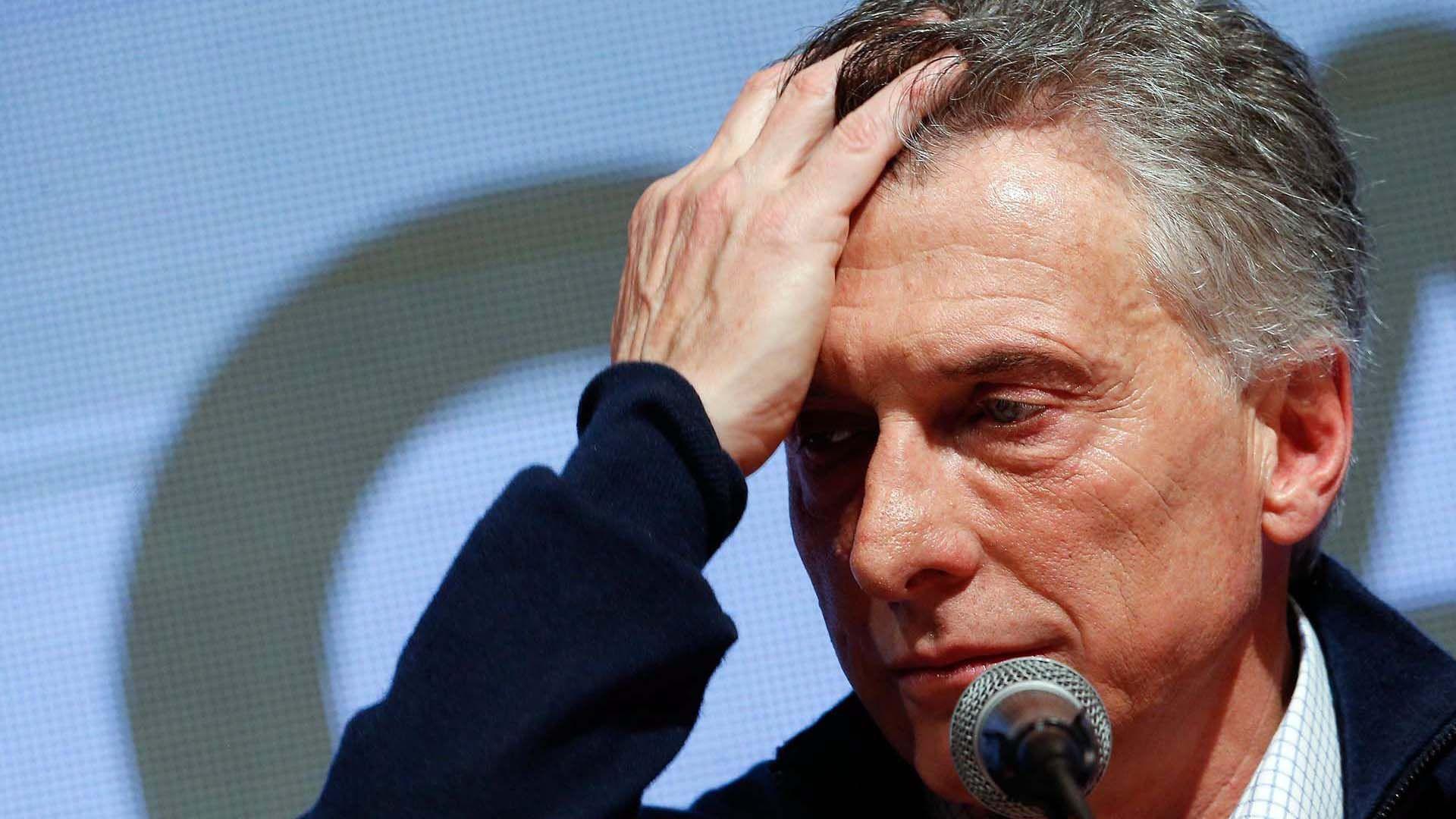 En su regreso, Macri atacó a Cristina, se victimizó y negó el espionaje ilegal
