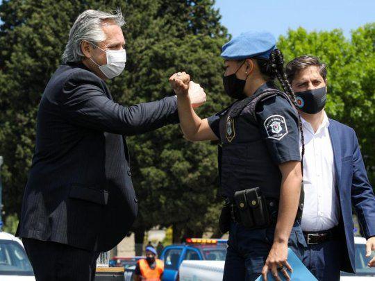 Alberto: «La primera víctima de la delincuencia es el humilde»