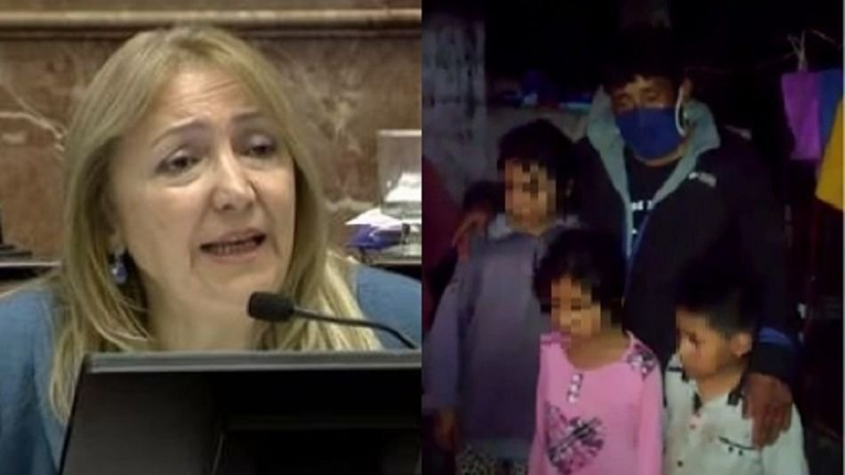 Video: senadora de Cambiemos amenazó y desalojó a una familia en plena cuarentena