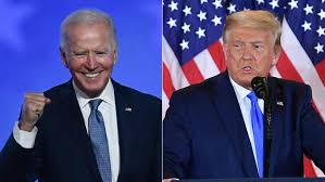 Biden le sacó la reelección a Trump y es el nuevo presidente de EE.UU.