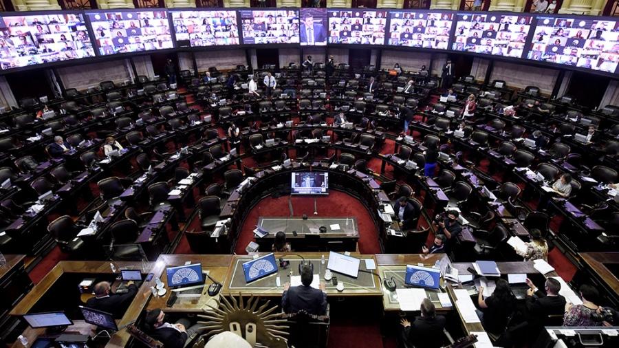 Aporte solidario: confiado en tener los votos, el oficialismo resalta el «sentido común»