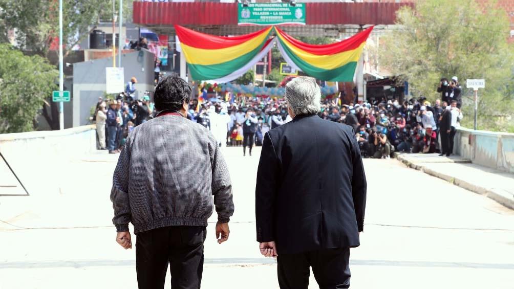 A un año de su partida, Evo Morales volvió a Bolivia
