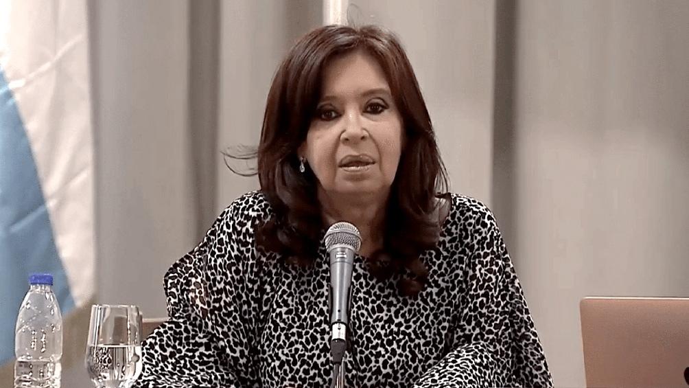 Cristina Fernández, sobre la pandemia: «Nadie estaba preparado para dejar de ver a seres queridos»