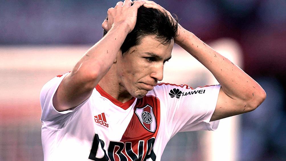 «Nacho» Fernández no viajará a Montevideo para el partido ante Nacional