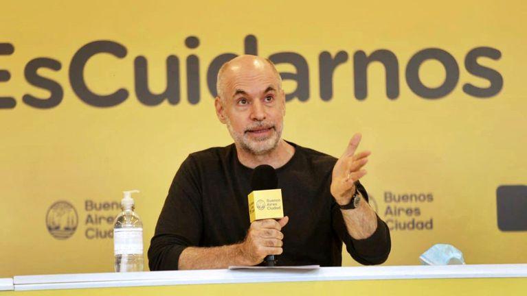 «Todos los chicos, todos los días»: la Ciudad de Buenos Aires anunció cómo será la vuelta a las clases presenciales