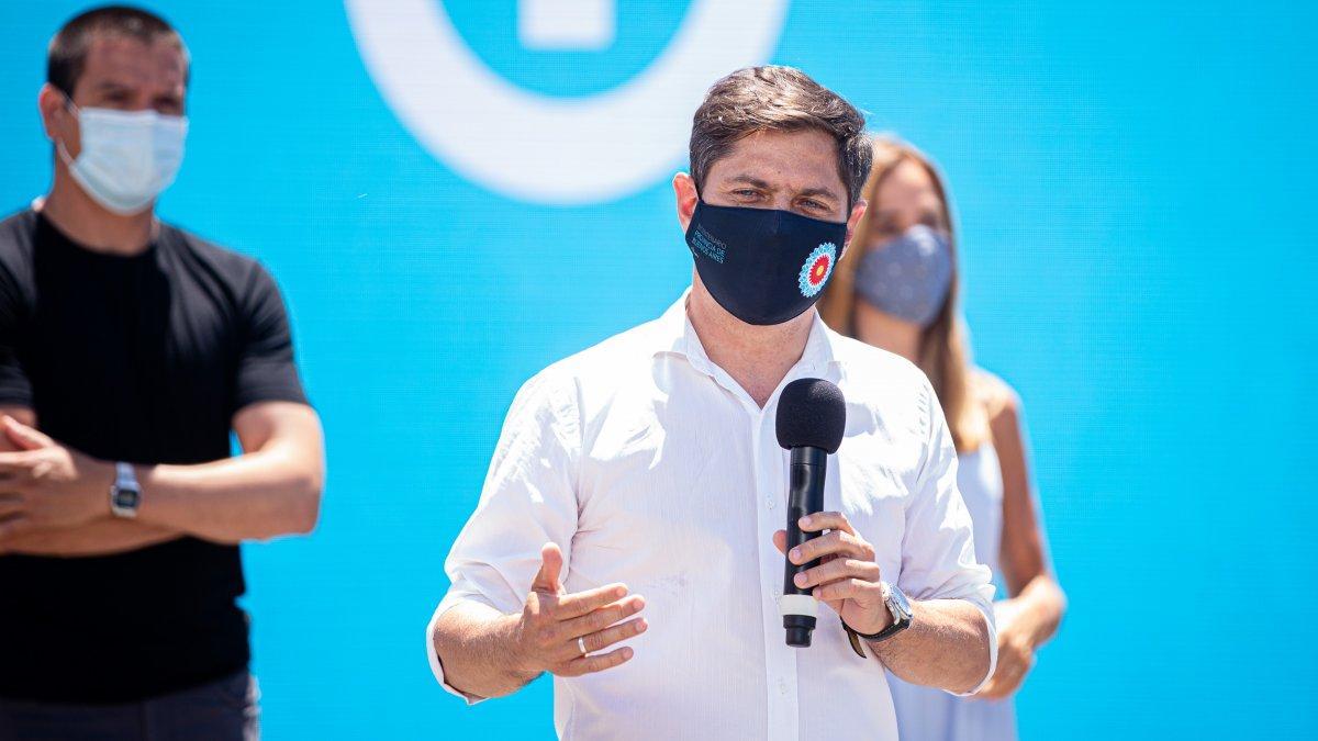 Provincia de Buenos Aires analiza extender el horario nocturno si bajan los casos de coronavirus