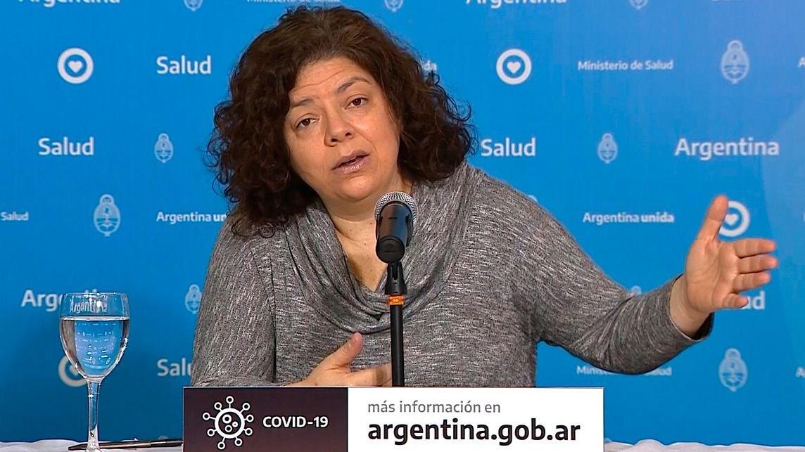 Coronavirus: Vizzotti encabeza una reunión con los ministros de Salud de todo el país