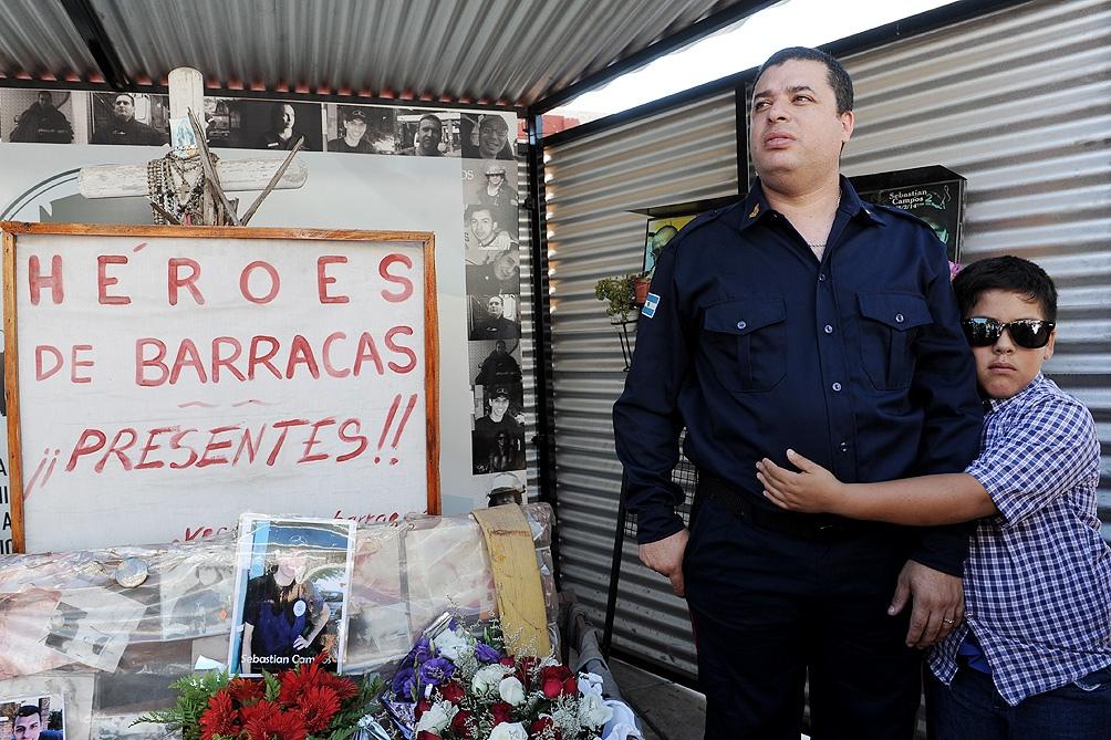 Piden que Macri y Rodríguez Larreta sean citados a declarar por incendio de Iron Mountain
