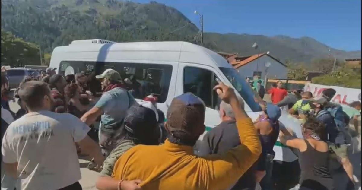Agresión a Alberto Fernández: el fiscal confirmó que había un auto de la Policía