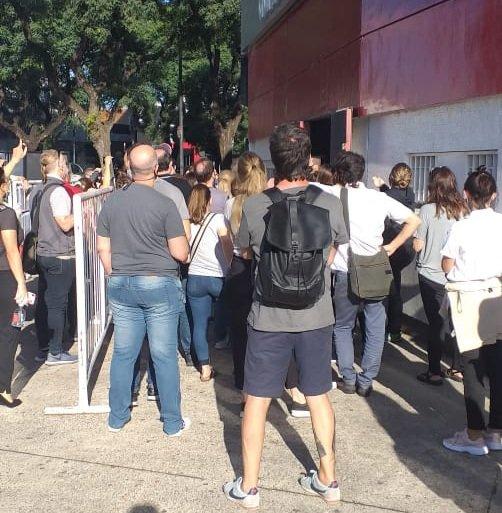 Escándalo en River, la Ciudad suspendió la vacunación contra el coronavirus