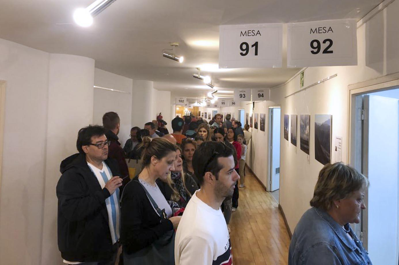 Ya no habrá voto anticipado en la Argentina