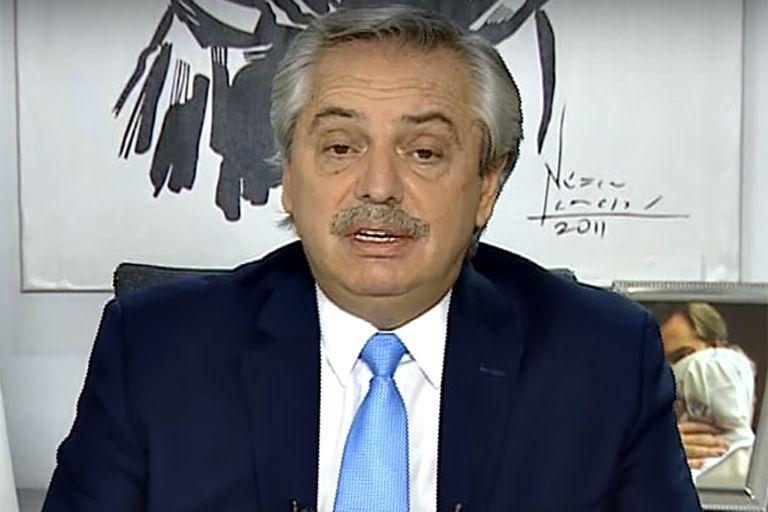 Clases presenciales, circulación nocturna y actividades comerciales: las restricciones para AMBA que anunció Alberto Fernández