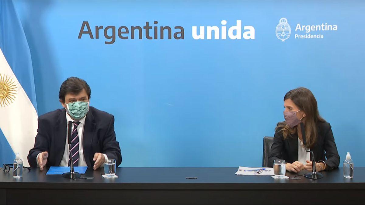 Bono de $ 15.000 y REPRO: Raverta y Moroni explicaron el alcance de las medidas