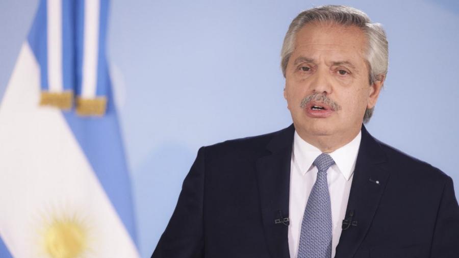 Alberto Fernández anunció restricciones por avance del COVID-19: «Estamos viviendo el peor momento»