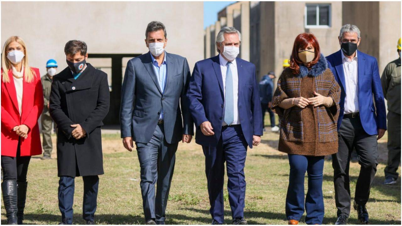 Tras el fallo de la Corte a favor de Larreta, el Frente de Todos celebró la foto de la unidad