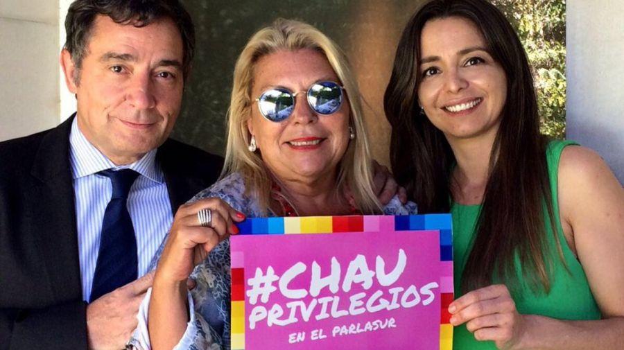 El descargo de «Pepín» Rodríguez Simón, prófugo en Uruguay: denunció persecución y acusó a Cristóbal López