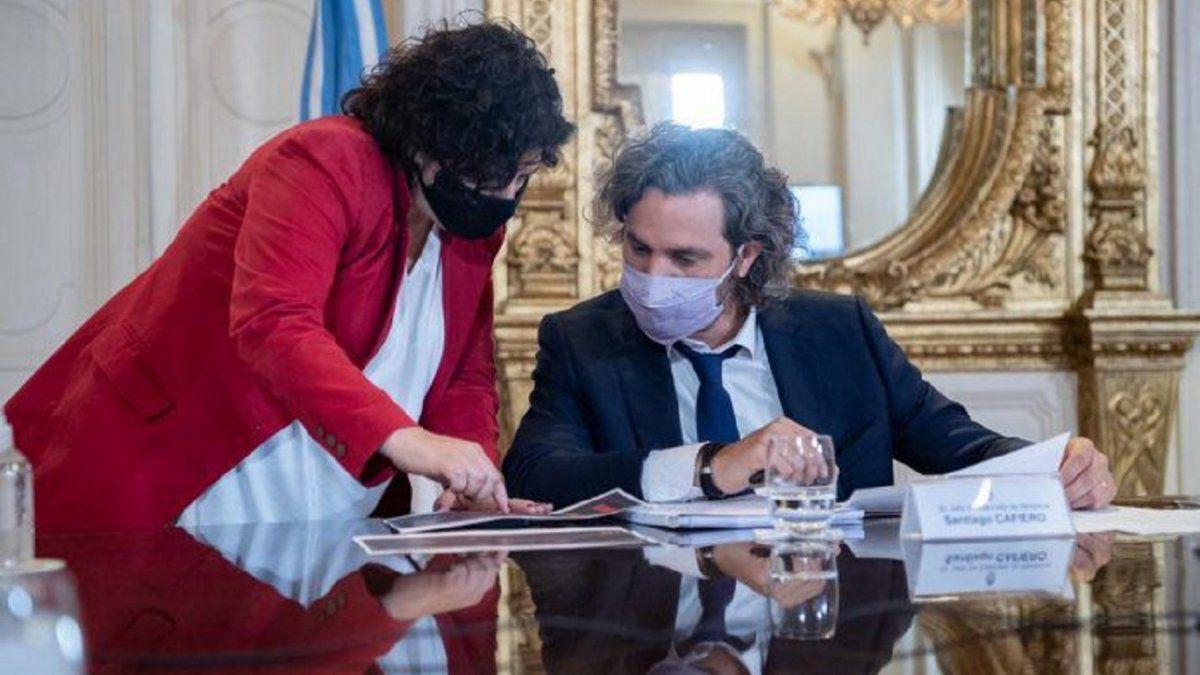 El Gobierno se reúne  con los infectólogos en Casa Rosada para definir restricciones