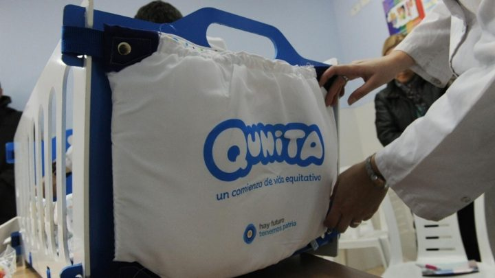 Plan Qunita: PBA entregará kits que el macrismo no llegó a destruir