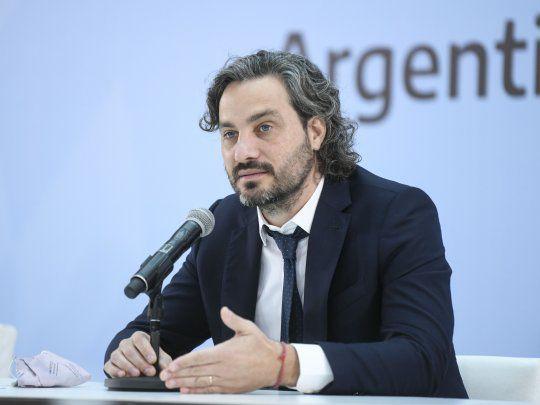 Santiago Cafiero: «A pesar de los resultados, la gente no quiere volver atrás»