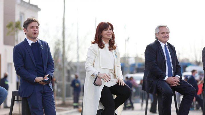 Alberto Fernández: «Con Néstor aprendí a no ponerme de rodillas frente al Fondo»