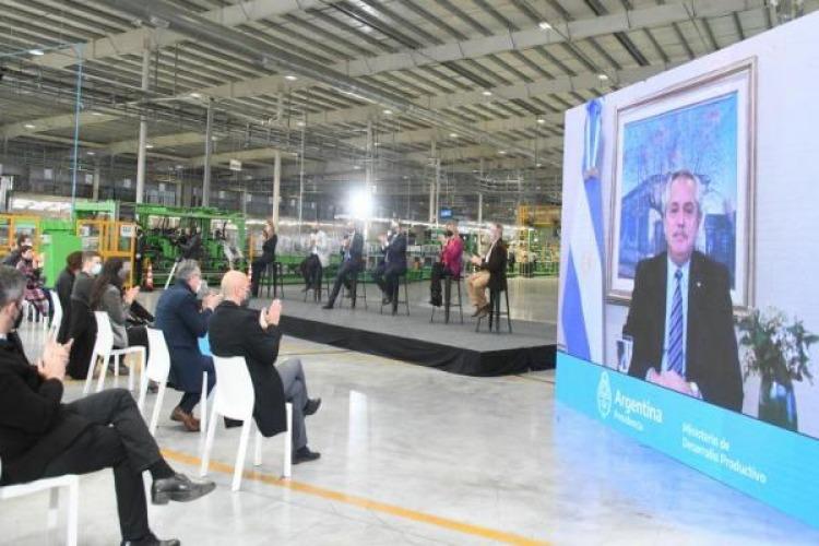 Alberto Fernández anunció el nuevo Ahora 12 y apuntó a la oposición: «Espero que hayan aprendido»