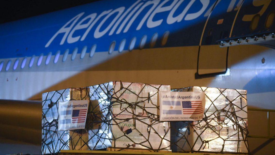 Argentina supera las 50 millones de vacunas recibidas