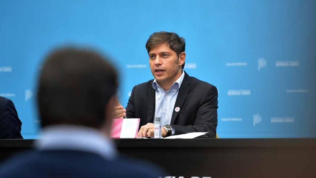 Axel Kicillof anunció cambios: Martín Insaurralde será el Jefe de Gabinete en la Provincia