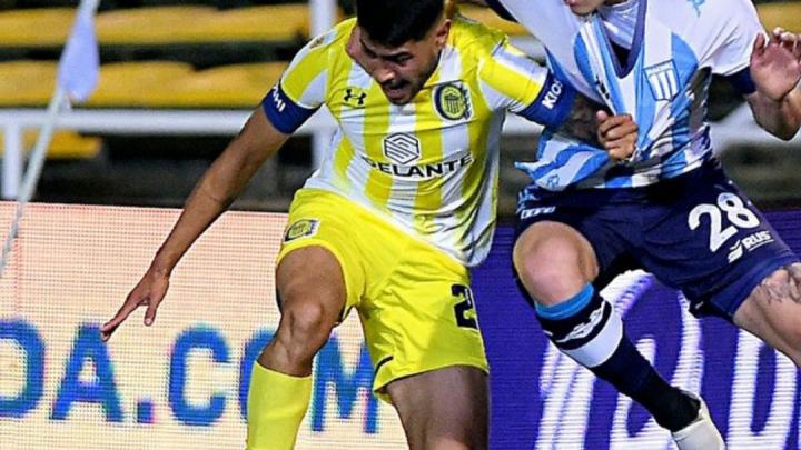 Liga Profesional: Central amargó el debut de Gago en Racing